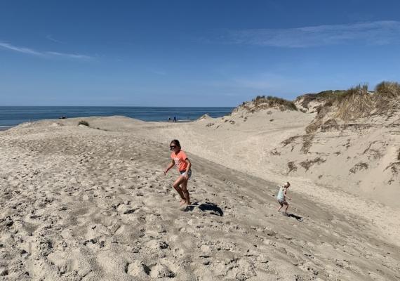 Strand bij Boswachterij Westerschouwen