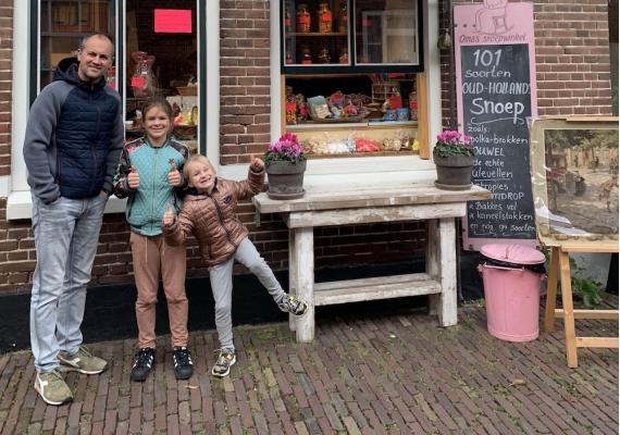 Snoepwinkeltje Veere